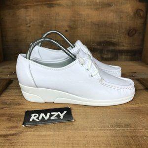 Nurse Mates Anni Hi Air Cushion Leather Shoe